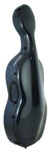 Musilia S2 Trans Blue Cello Case (Strad Model)